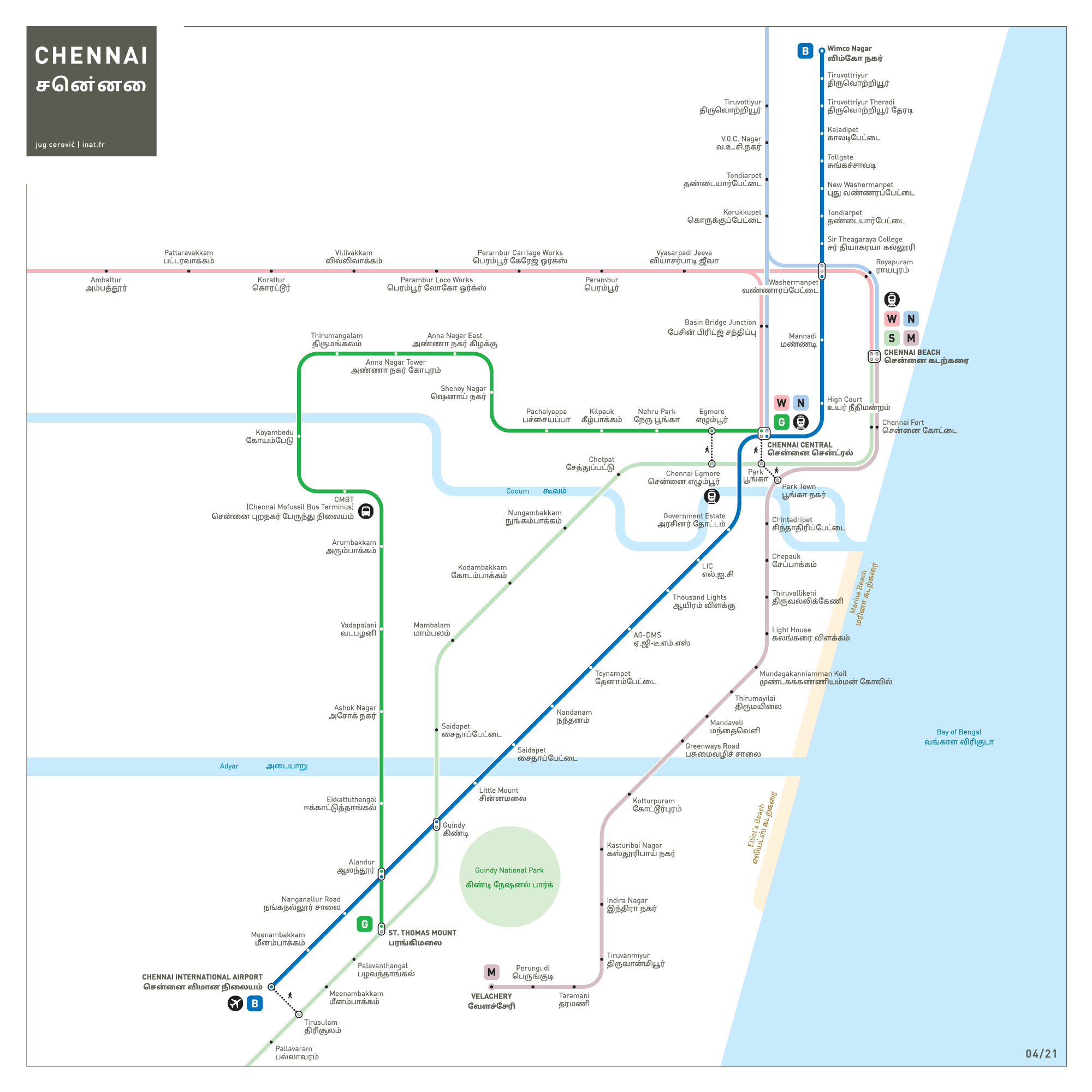 Bay Area Subway Map.Maps Inat