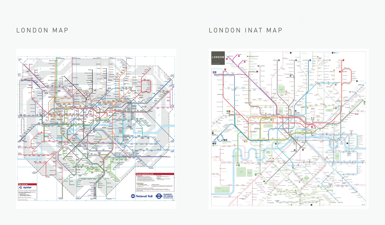 london underground metro subway map comparison