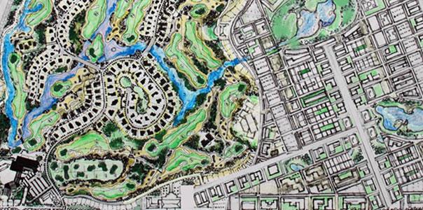 Astana Master Plan