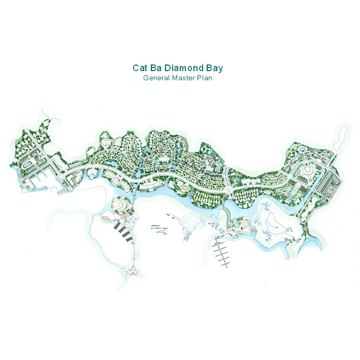 Cat Ba Island Diamond Island