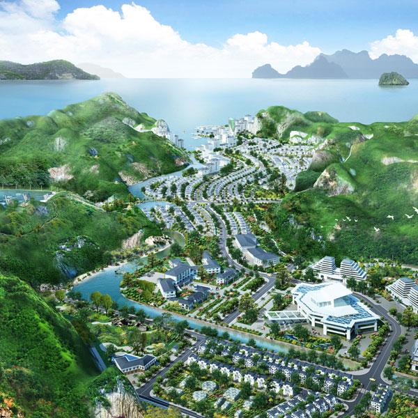Diamond Bay Masterplan