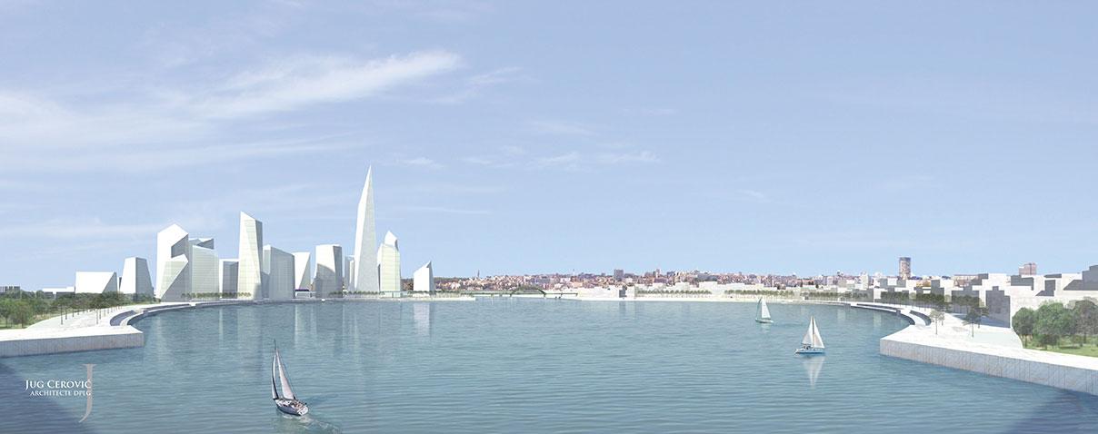 Belgrade Waterfront Beograd na Vodi