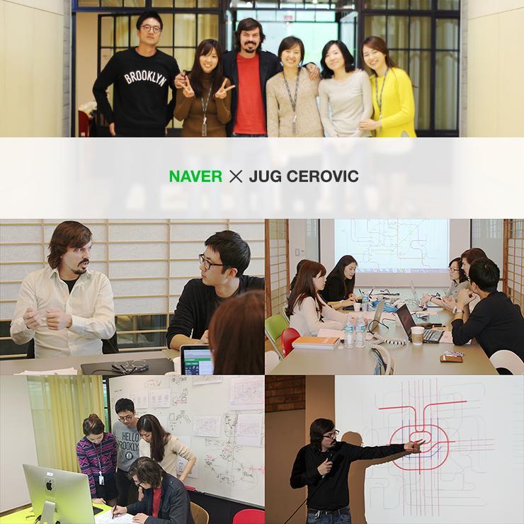 Inat Naver Seoul metro map team