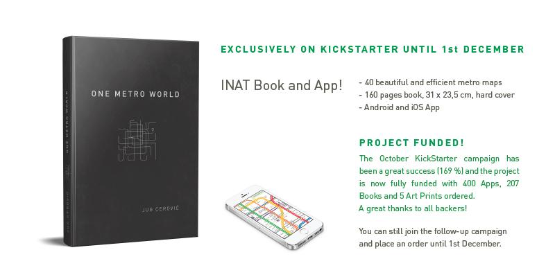One Metro World Book Kickstarter