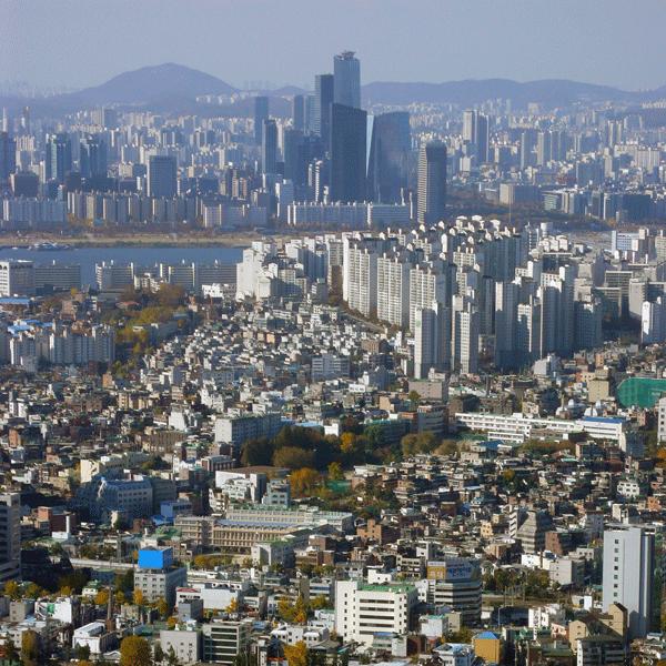 Inat Naver Seoul panorama